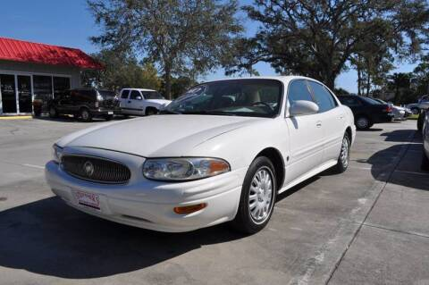 2005 Buick LeSabre for sale at STEPANEK'S AUTO SALES & SERVICE INC. - 4215 US Highway 1 in Vero Beach FL