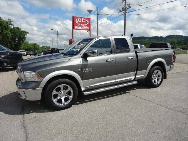 2013 RAM Ram Pickup 1500 for sale at Joe's Preowned Autos in Moundsville WV