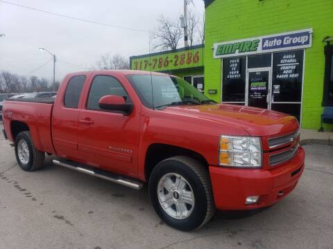 2013 Chevrolet Silverado 1500 for sale at Empire Auto Group in Indianapolis IN