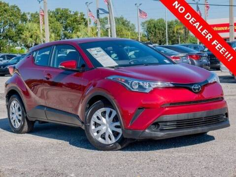 2019 Toyota C-HR for sale at JumboAutoGroup.com in Hollywood FL