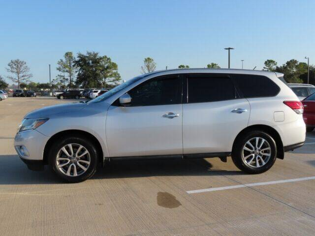 2014 Nissan Pathfinder 2WD S - Houston TX