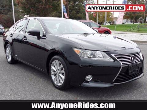 2013 Lexus ES 300h for sale at ANYONERIDES.COM in Kingsville MD