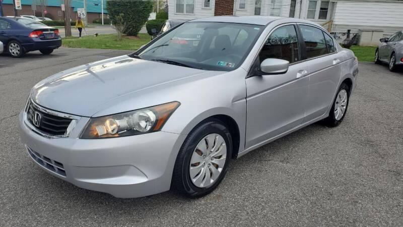 2008 Honda Accord for sale at Citi Motors in Highland Park NJ