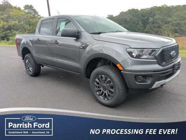 2021 Ford Ranger for sale in Goochland, VA