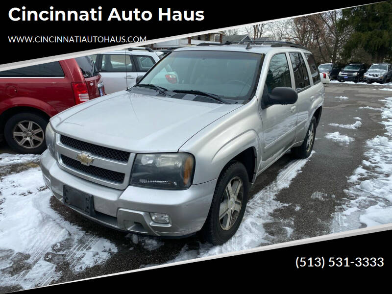 2006 Chevrolet TrailBlazer for sale at Cincinnati Auto Haus in Cincinnati OH