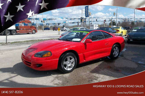 1995 Dodge Stealth for sale at Highway 100 & Loomis Road Sales in Franklin WI