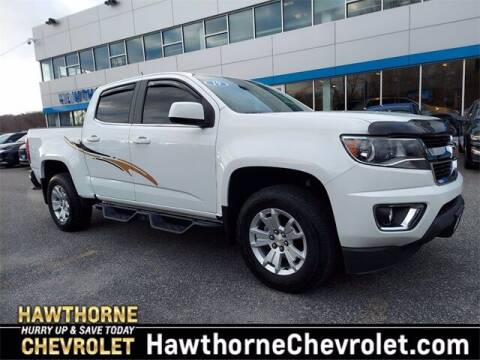 2019 Chevrolet Colorado for sale at Hawthorne Chevrolet in Hawthorne NJ