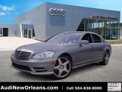 2012 Mercedes-Benz S-Class for sale at Metairie Preowned Superstore in Metairie LA