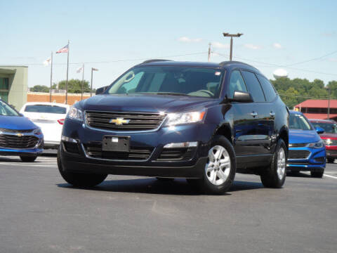 2017 Chevrolet Traverse for sale at Jack Schmitt Chevrolet Wood River in Wood River IL
