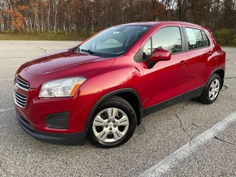 2015 Chevrolet Trax for sale at Lifetime Automotive LLC in Middletown OH