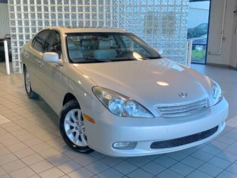 2002 Lexus ES 300 for sale at iAuto in Cincinnati OH