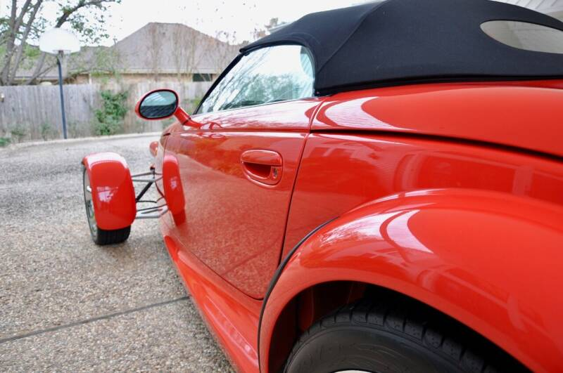 2000 Plymouth Prowler 2dr Convertible - Lufkin TX