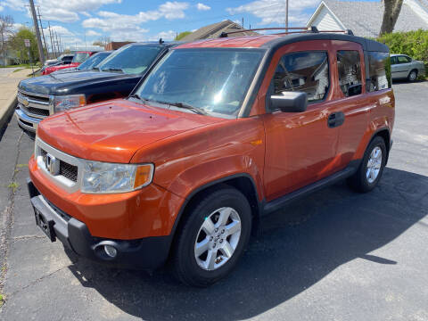 2011 Honda Element for sale at MARK CRIST MOTORSPORTS in Angola IN