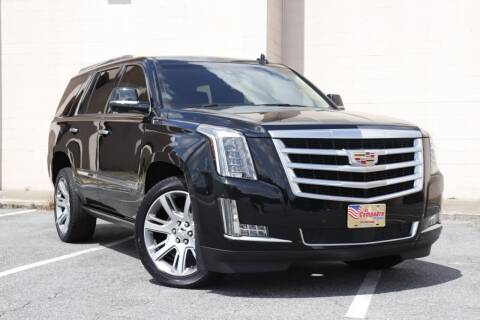 2015 Cadillac Escalade for sale at El Compadre Trucks in Doraville GA