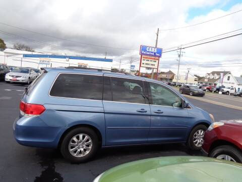 2010 Honda Odyssey for sale at Cars Unlimited Inc in Lebanon TN