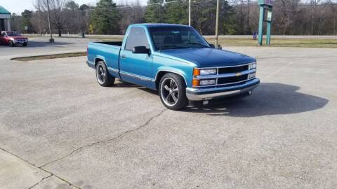 1997 Chevrolet C/K 1500 Series for sale at Tennessee Valley Wholesale Autos LLC in Huntsville AL