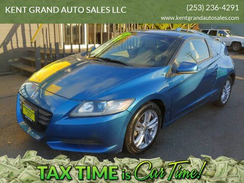 2011 Honda CR-Z for sale at KENT GRAND AUTO SALES LLC in Kent WA
