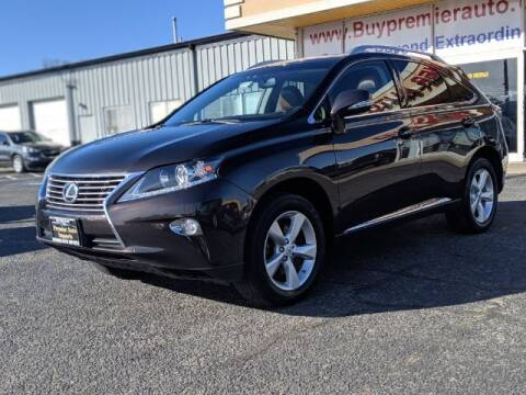 2015 Lexus RX 350 for sale at PREMIER AUTO IMPORTS - Temple Hills Location in Temple Hills MD