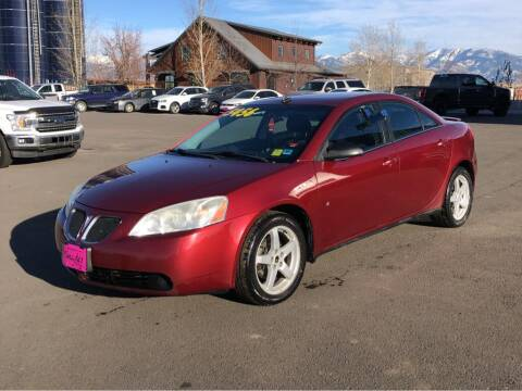 2009 Pontiac G6 for sale at Snyder Motors Inc in Bozeman MT