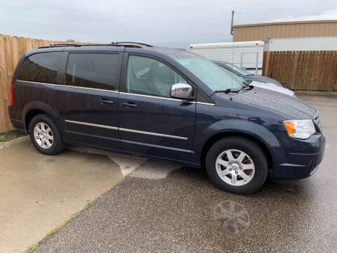 2009 Chrysler Town and Country for sale at Used a Bit Auto Sales in Fargo ND