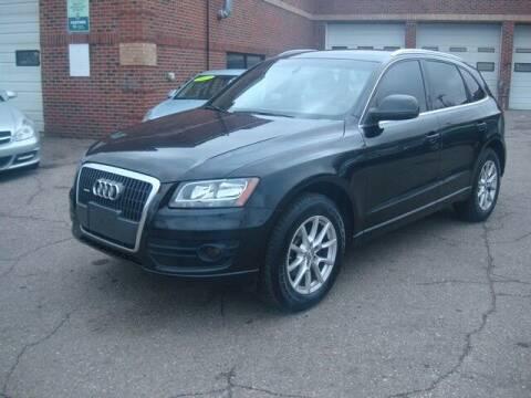 2011 Audi Q5 for sale at MOTORAMA INC in Detroit MI