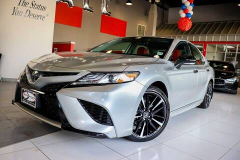 2019 Toyota Camry for sale at Quality Auto Center of Springfield in Springfield NJ