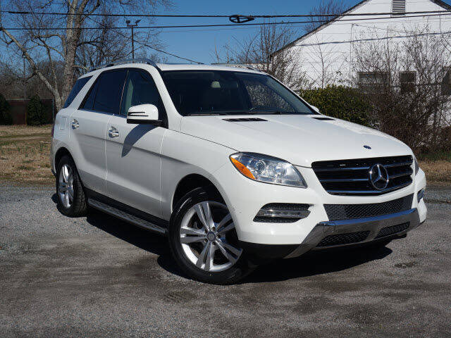 2013 Mercedes-Benz M-Class for sale at Auto Mart in Kannapolis NC