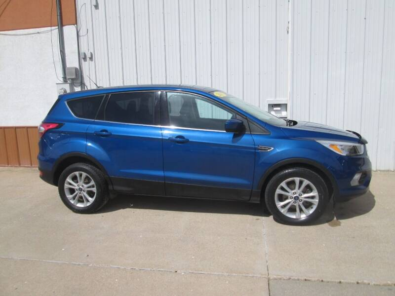 2017 Ford Escape for sale at Parkway Motors in Osage Beach MO