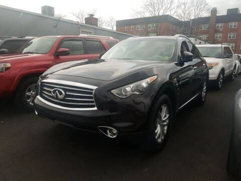 2015 Infiniti QX70 for sale at OFIER AUTO SALES in Freeport NY