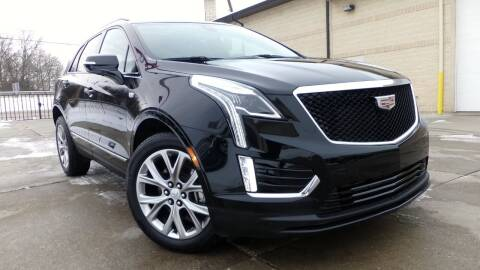 2020 Cadillac XT5 for sale at Prudential Auto Leasing in Hudson OH