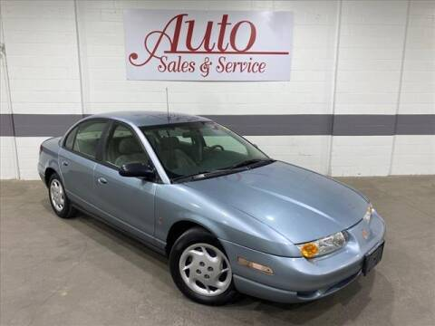 2002 Saturn S-Series for sale at Auto Sales & Service Wholesale in Indianapolis IN