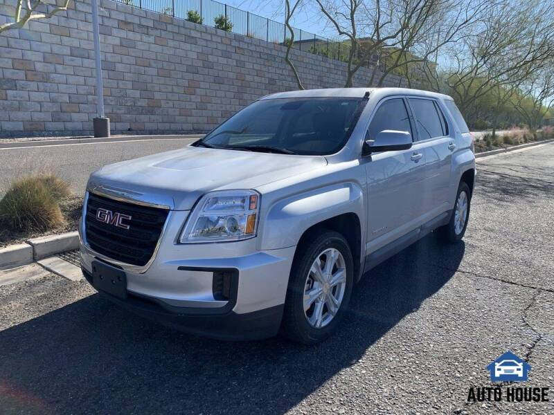2017 GMC Terrain for sale at AUTO HOUSE TEMPE in Tempe AZ