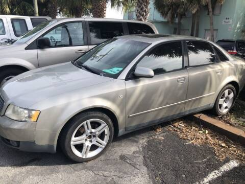 2003 Audi A4 for sale at ROCKLEDGE in Rockledge FL