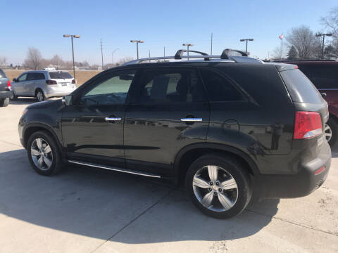 2012 Kia Sorento for sale at Lannys Autos in Winterset IA