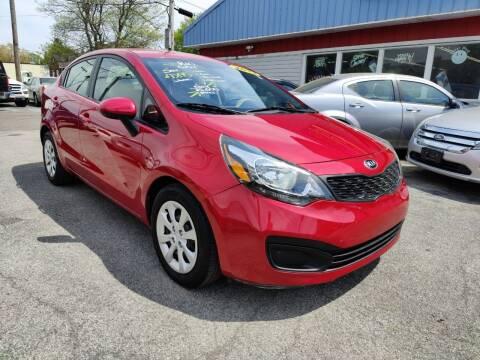 2013 Kia Rio for sale at Peter Kay Auto Sales in Alden NY