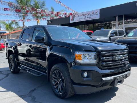 2020 GMC Canyon for sale at Automaxx Of San Diego in Spring Valley CA