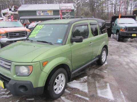2008 Honda Element for sale at Jons Route 114 Auto Sales in New Boston NH