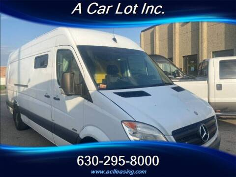 2012 Mercedes-Benz Sprinter Cargo for sale at A Car Lot Inc. in Addison IL