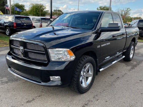 2011 RAM Ram Pickup 1500 for sale at Elvis Auto Sales LLC in Grand Rapids MI
