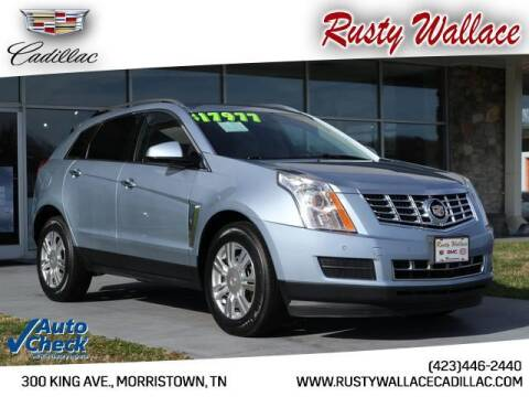 2014 Cadillac SRX for sale at RUSTY WALLACE CADILLAC GMC KIA in Morristown TN