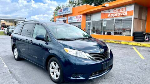 2011 Toyota Sienna for sale at AZ AUTO in Carlisle PA