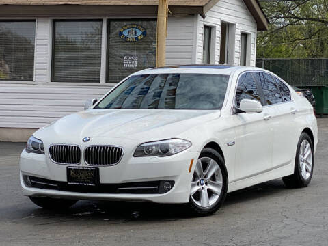 2011 BMW 5 Series for sale at Kugman Motors in Saint Louis MO