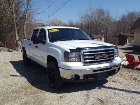 2013 GMC Sierra 1500 for sale at Jack Cooney's Auto Sales in Erie PA