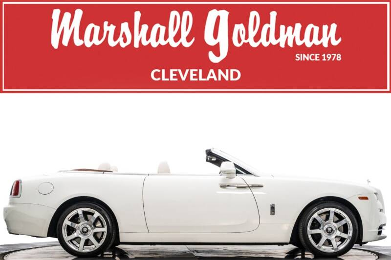 2016 Rolls-Royce Dawn for sale in Cleveland, OH