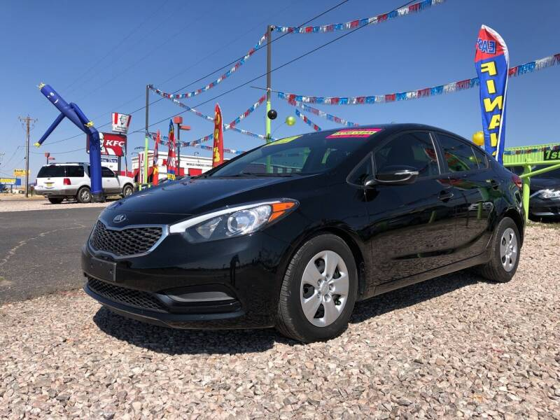 2015 Kia Forte for sale at 1st Quality Motors LLC in Gallup NM
