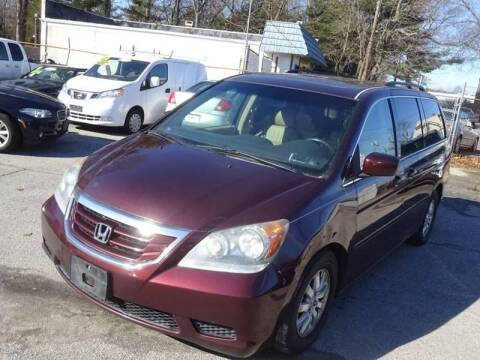 2008 Honda Odyssey for sale at QUALITY AUTO SALES OF NEW YORK in Medford NY