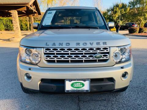 2013 Land Rover LR4 for sale at Classic Luxury Motors in Buford GA