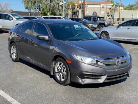 2016 Honda Civic for sale at Brown & Brown Wholesale in Mesa AZ