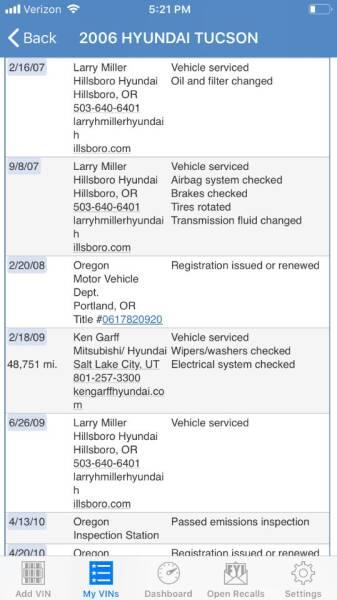 2006 Hyundai Tucson GLS 4dr SUV 4WD - Portland OR