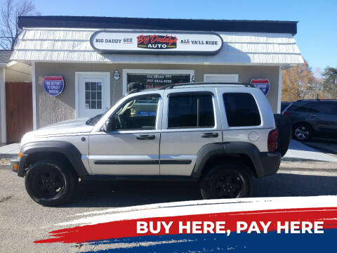 2006 Jeep Liberty for sale at BIG DADDY'S  A.L.D. in Winston Salem NC